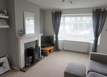 Thumbnail 3 bed semi-detached house to rent in Sandringham Road, Calow, Chesterfield, Derbyshire