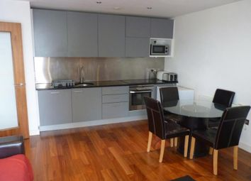 Thumbnail 1 bedroom flat for sale in Admiral House, City Center, Cardiff