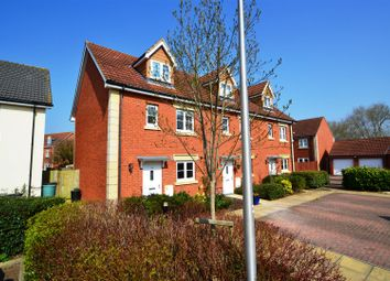 Thumbnail 4 bed end terrace house for sale in Moor Gate, Portishead, Bristol
