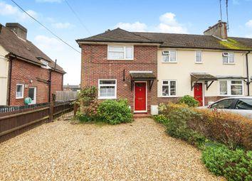 Thumbnail 2 bedroom end terrace house for sale in Andover Green, Bovington, Wareham