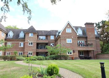 Thumbnail 3 bed flat for sale in Churchfields Avenue, Weybridge