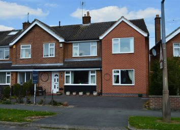 Thumbnail 4 bed semi-detached house for sale in Park Road, Duffield, Belper
