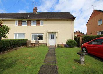 Thumbnail 3 bed end terrace house for sale in Bryn Y Foel, Rhosesmor, Flintshire