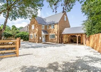Thumbnail 4 bed detached house for sale in Goosebank, Warmington, Oxon, .