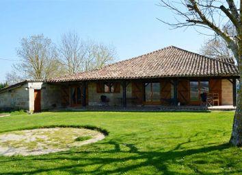 Thumbnail 4 bed property for sale in Near Saint Barthelemy D'agenais, Lot-Et Garonne, Aquitaine