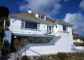 Thumbnail 4 bed detached house for sale in Raginnis Hill, Penzance