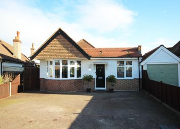 Thumbnail 3 bed detached bungalow for sale in Highfield Drive, Stoneleigh, Epsom