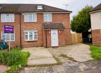 Thumbnail 5 bed semi-detached house for sale in Mentmore Close, High Wycombe