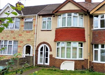 Thumbnail 4 bedroom terraced house for sale in Bridgeman Road, Coventry, West Midlands