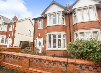 Thumbnail 3 bed semi-detached house for sale in Mayfair Road, Blackpool, Lancashire, .