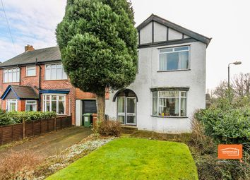 Thumbnail 3 bed detached house for sale in Lichfield Road, Bloxwich, Walsall