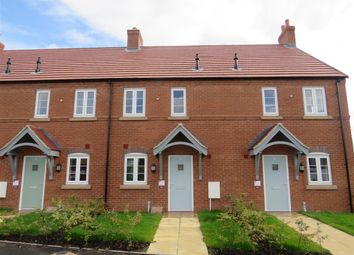 Thumbnail 2 bed terraced house for sale in Oakland Drive, Moira, Swadlincote