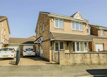Thumbnail 3 bed detached house for sale in Meadowhead Drive, Rishton, Blackburn