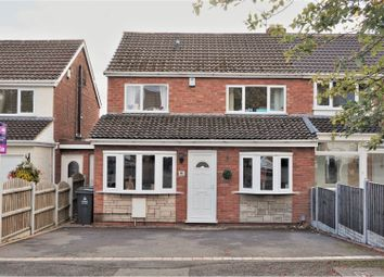 Thumbnail 3 bed semi-detached house for sale in Aviemore Crescent, Great Barr