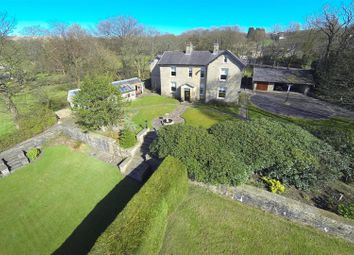 Thumbnail 5 bedroom detached house for sale in Heathfield, Halifax Road, Littleborough