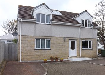 Thumbnail 3 bed detached house for sale in Pen Tye, Gwinear, Hayle