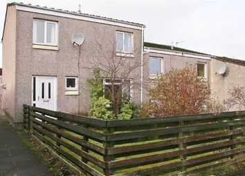 Thumbnail 3 bed end terrace house for sale in Kintyre Place, Falkirk