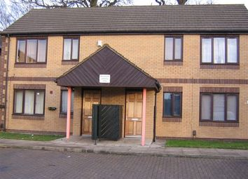 Thumbnail 1 bedroom flat to rent in Hadleigh Court, Scunthorpe