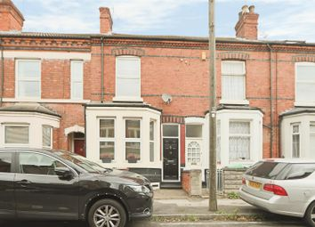 Thumbnail 3 bed terraced house for sale in Church Drive, Carrington, Nottingham