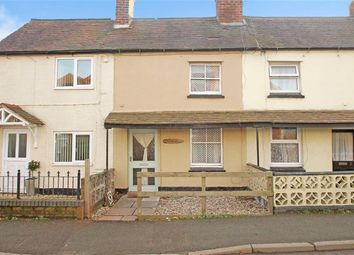 Thumbnail 2 bed terraced house for sale in Mount Terrace, Ellesmere Road, St. Martins, Oswestry