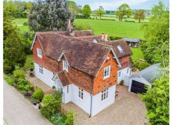 Thumbnail 5 bed detached house for sale in Woodhall Road, Pinner