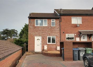 Thumbnail 1 bed terraced house to rent in Castle View, Westbury