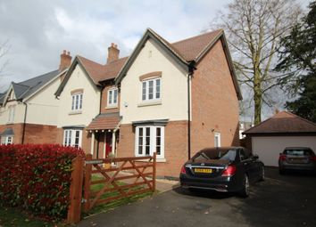 Thumbnail 4 bed detached house for sale in Leticia Avenue, Leicestershire, 9