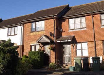 Thumbnail 1 bed terraced house to rent in Godwin Close, West Ewell, Epsom