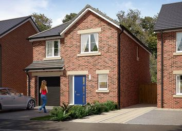 "Thumbnail 4 bed detached house for sale in ""The Ashbury"" at High Gill Road, Nunthorpe, Middlesbrough"