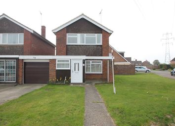 Thumbnail 3 bed link-detached house to rent in The Willows, Colchester