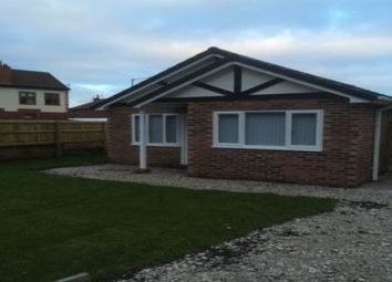 Thumbnail 2 bed bungalow to rent in 7B Hallfields Road, Orford Green, Warrington