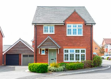 Thumbnail 4 bed detached house for sale in Upland Drive, Trelewis, Treharris