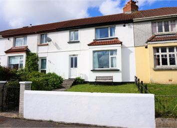 Thumbnail 3 bed terraced house for sale in Trelawney Road, Truro