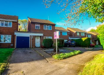 3 bed link-detached house for sale in Bishopstone, Bradville, Milton Keynes MK13