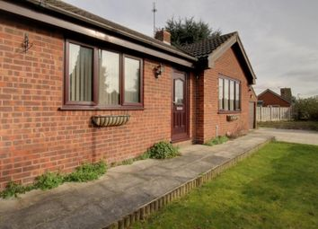 Thumbnail 2 bed detached bungalow for sale in Barff Lane, Brayton, Selby