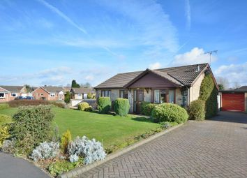 Thumbnail 3 bed detached bungalow for sale in Marigold Close, Nettleham Fields, Lincoln