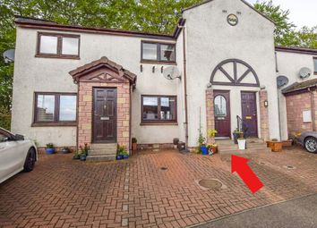 Thumbnail 2 bed semi-detached house for sale in Tweed Mill Brae, Forfar