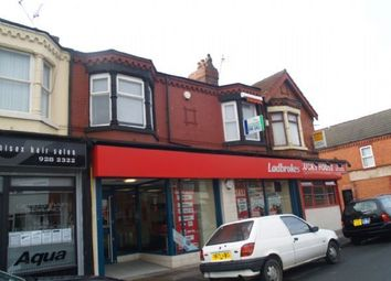 Thumbnail 1 bed flat to rent in Rawson Road, Seaforth, Liverpool