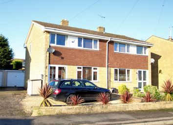 Thumbnail 3 bed semi-detached house for sale in Manor Lane, Charfield, Wotton-Under-Edge, Gloucestershire
