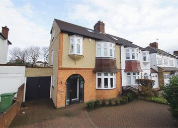 Thumbnail 4 bed semi-detached house for sale in Sandhurst Road, Bexley, Kent