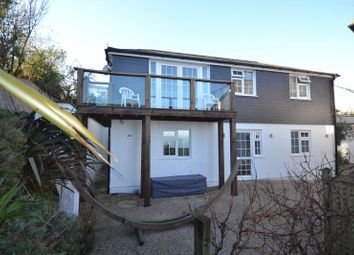 Thumbnail 3 bedroom detached house for sale in Valley Road, Carbis Bay, St. Ives