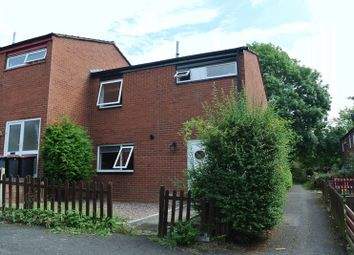 Thumbnail 3 bed end terrace house for sale in Bishopdale, Brookside, Telford, Shropshire.