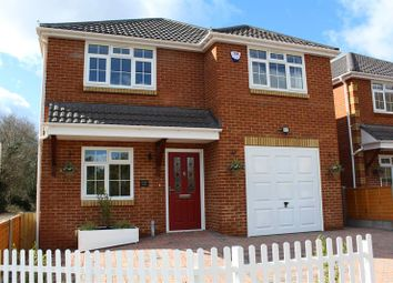 Thumbnail 4 bed detached house for sale in Eldons Drove, Lytchett Matravers, Poole