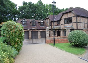Thumbnail 6 bed detached house for sale in Ledborough Gate, Beaconsfield