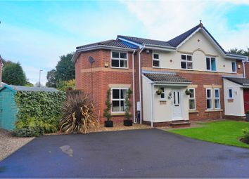 Thumbnail 4 bed semi-detached house for sale in Melling Way, Wigan