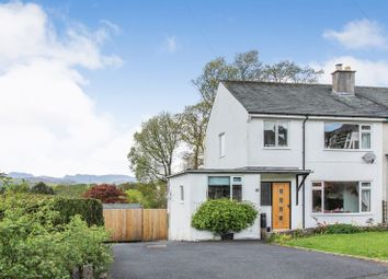 Thumbnail 4 bed semi-detached house for sale in Meadow Road, Windermere