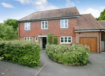Thumbnail 4 bed detached house for sale in Orchid Close, Knowle, Fareham