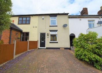 Thumbnail 2 bed terraced house to rent in Congleton Road, Kidsgrove, Stoke-On-Trent