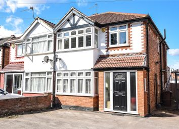 3 bed semi-detached house for sale in Culver Grove, Stanmore, Middlesex HA7