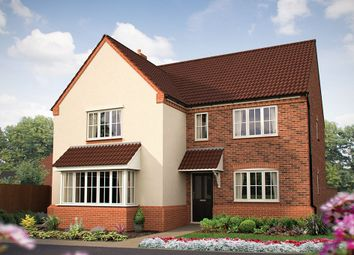 "Thumbnail 5 bed detached house for sale in ""The Arundel"" at Haughton Road, Shifnal"